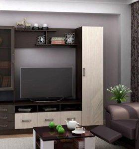 """Мебель для гостиной """" Италия 2"""" от тхм"""