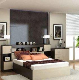 """Спальня """"Бася"""" новая мебель от тхм"""