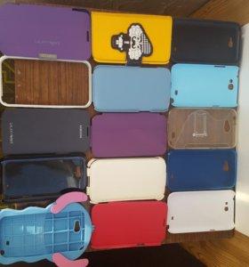 Чехлы на Samsung Note 2