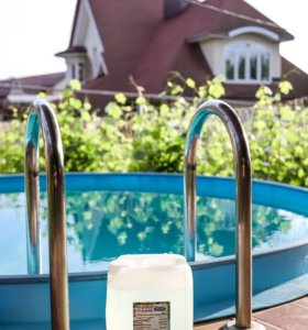 Пергидроль для дезинфекции воды 60%