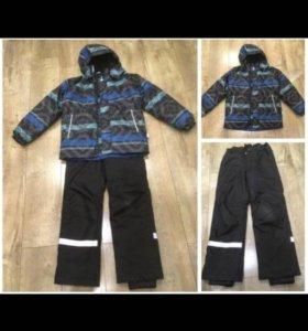 Комплект (куртка и брюки) на мальчика р 134-140