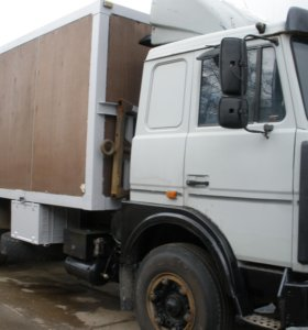 МАЗ 53366 10 тонн изотерм фургон 2001 года