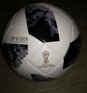 Мяч( кожа)