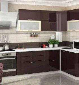 Кухня Ксения мдф от тхм