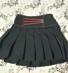 Школьная казачья юбка