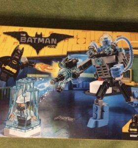 Конструктор Batman Lego Mr.Freeze Ice Attack 70901
