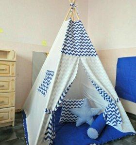 Детский игровой домик Вигвам