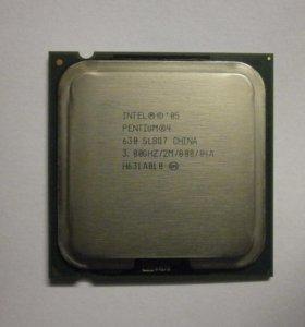 Intel Pentium 4 630 - 3.0 Ghz (Socket 775)
