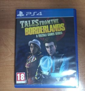 Tales from the bordelands PS4