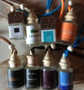 Масляные духи ароматизаторы