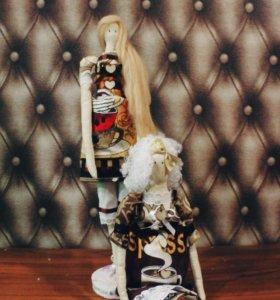 Куклы тильды ручной работы