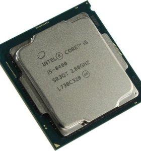 Процессор core i5-8400 OEM
