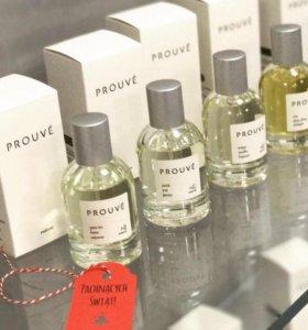 Парфюм Франция компании «Prouve»