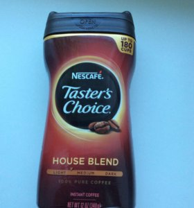 Кофе Nescafe tasters choice