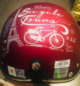 Шлем для мото или вело