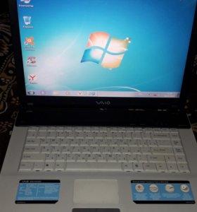 Ноутбук VAIO VGN-FS315SR
