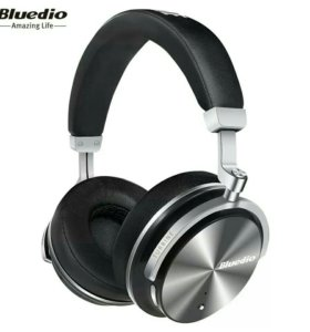 Беспроводные наушники Bluedio T4S, новые