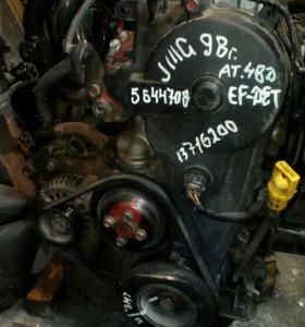 Двигатель дайхатсу териос кид