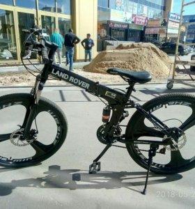Крутой велосипед