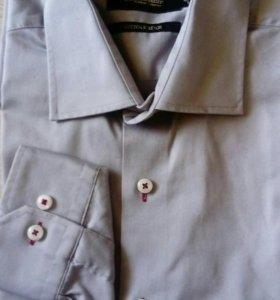 Рубашка НОВАЯ Dressmann 41/42L