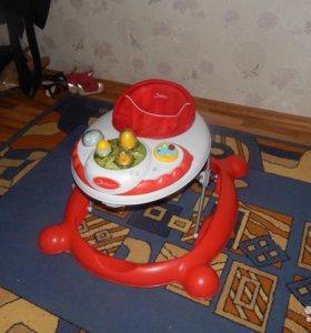 Ходунки детские Jetem - Capella Egg (Red)