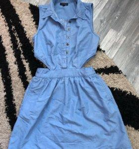 платье Topshop 40-42 размер