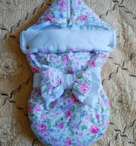 Конверт для новорожденной принцессы