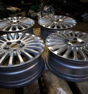 Комплект дисков форд фокус