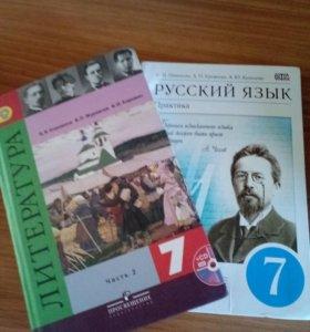 Русский язык (практика) 7класс Литература 7класс