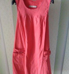 Платье летнее можно так носить можнодля беременных