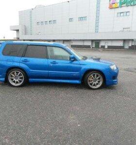 Subaru куча запчастей, разбираю гараж