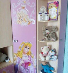 детская мебель Барби