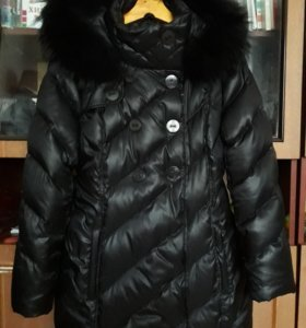 Пуховик зимний, новый. (Куртка)