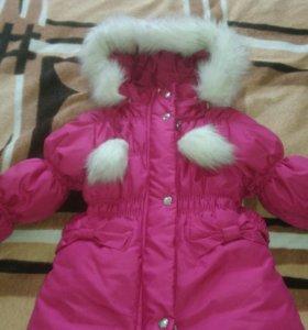 Куртка для девочки осень-весна, зима