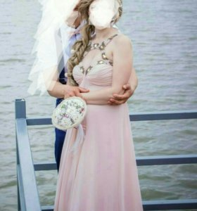 Вечернее (свадебное, выпускное) платье