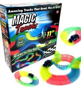 Гонки трасса Magic Tracks 220
