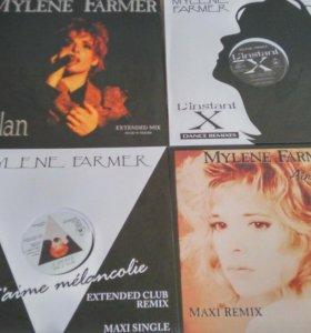 Mylene Farmer виниловые пластинки