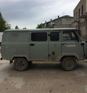 УАЗ 452, 2010