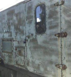 Алюминиевый Кунг от 66 ГАЗОНА