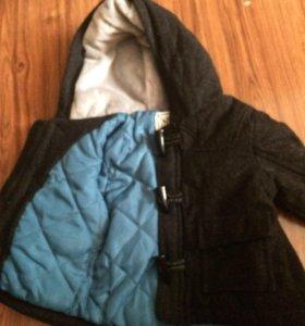 Продаю куртку брендовую оригинал