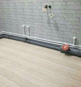 Отопление и водоснабжение в часных домах,коттеджах