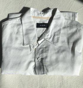 2 рубашки лён