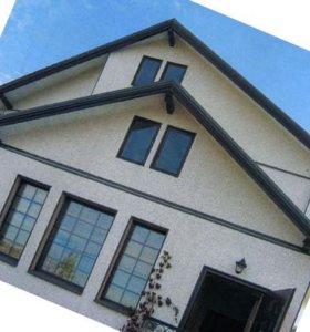 Любые фасады / фасадные работы / отделка фасадов