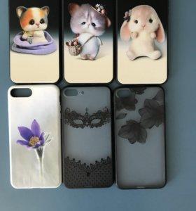 Чехлы для iPhone 8 Plus /7 plus