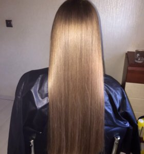 Кератин/ботокс волос