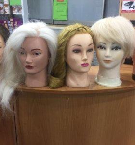 Головы для парикмахерского кабинета/учеников/прич