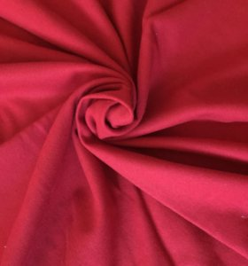Сукно чистошерстяное красное