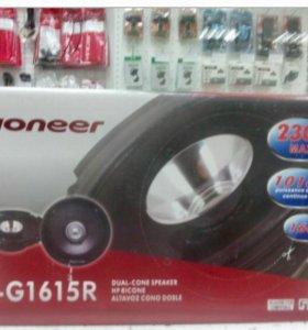 Автомобильная акустика 16cm