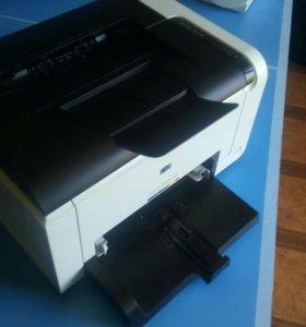 Принтер цветной лазерный HP LJ CP1025