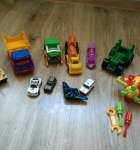 Машинки для мальчугана